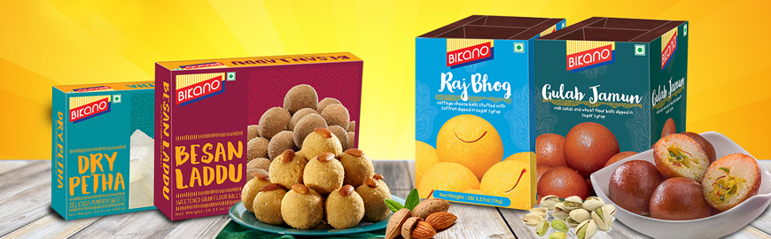 Bikano Indian Sweets