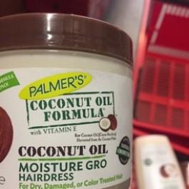Coconut oip moisture gro hairdress 150g