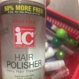 Hair polisher daily hair treatment with aloe 178ml