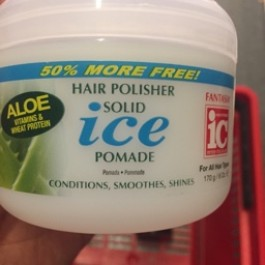 Hair polisher solid pomade 170g