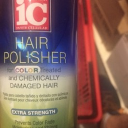 Hair polisher with aloe 178ml