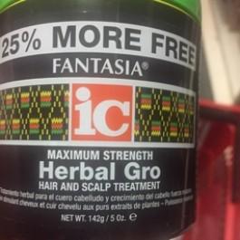 Herbal gro hair & scalp treatment 142ml