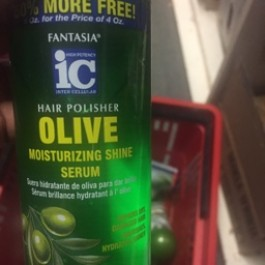 Olive moisturizing shine serum 178ml