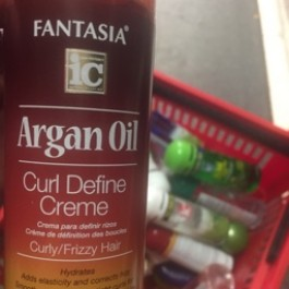 Argan oil curl define creme 183.4ml
