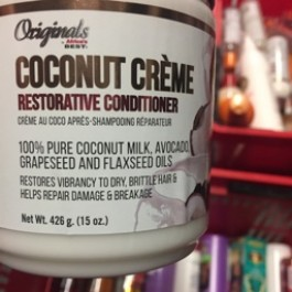 Coconut creme restrorative conditioner 426g