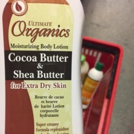 Cocoa butter & shea butter 355ml