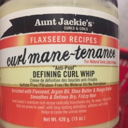 Defining curl whip 426g