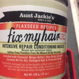 Fix my hair repair conditioning masque 426g