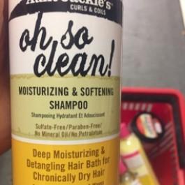 Moisturizing & sotening shampoo 355ml
