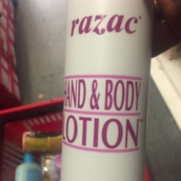 Hand & body lotion 474ml
