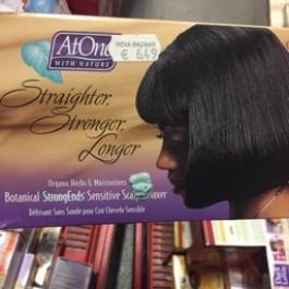 Straight stronger hair