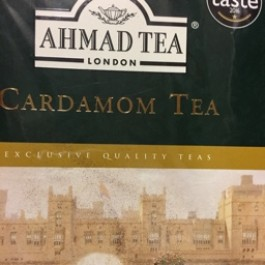 Ahmed Tea london Cardamon Tea 100g