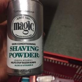Shaving powder aloe & vitamin E 127g