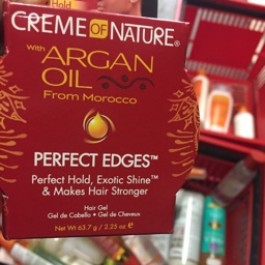 Hair gel with argan oil 63.7g
