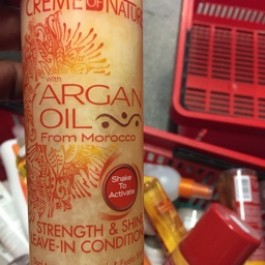 Argan oil from Morocco strength & shine conditioner 250ml