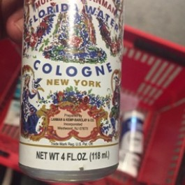 Florida water cologne 118ml