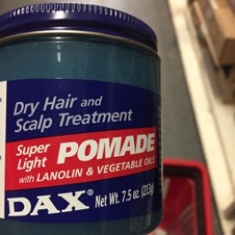 Pomade for dry hair & scalp treatment 213g