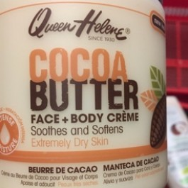 Cocoa butter face & body creme 425g