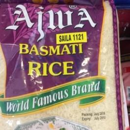 Saila basmati rice 5kg