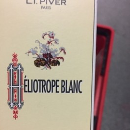 Eliotrope blanc lotion 100ml