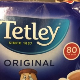 Tetly Tea original 80 bags