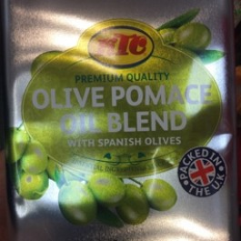 KTC olive pomace oil blend 5ltr