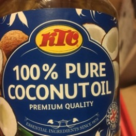 100% pure coconut oil 500ml