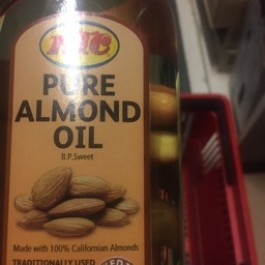 Pure Almond oil 300ml
