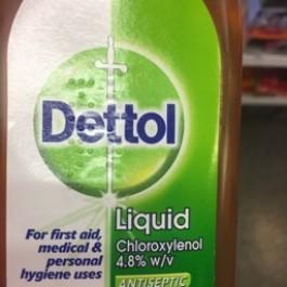 Liquid antiseptic 250ml