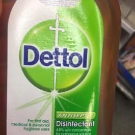 Liquid antiseptic 500ml