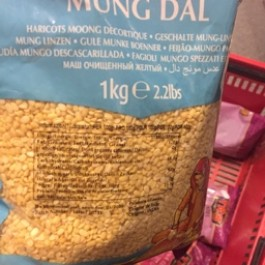 Mung dal 1kg