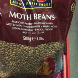 Moth beans 500g