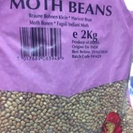 Moth beans 2kg