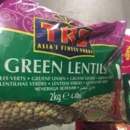 Green lentiles 2kg