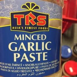 Minced garlic paste 1kg