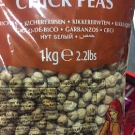 Chick peas 1kg