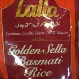 Golden sella basmati rice 5kg