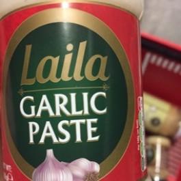 Garlic paste 300g