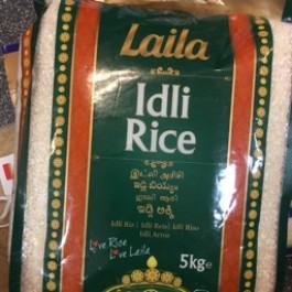 Laila idli rice 5kg