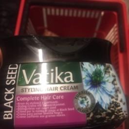 Black seed hair cream