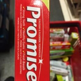 Calcium & fluoride toothpaste 100ml