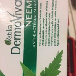 Dermoviva neem soap