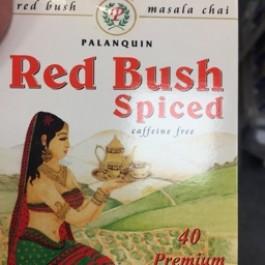 Red Bush spiced caffenie tea 100g