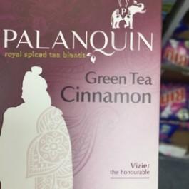 Green Tea cinnamon tea 80g