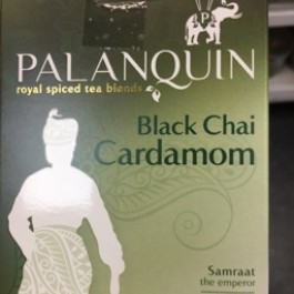 Black chai cardamon 125g
