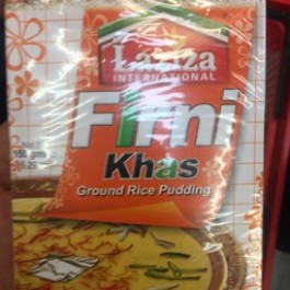 Laziza international firni khas 150g