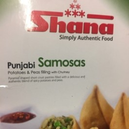 Punjabi samosas 20 pcs 1180g