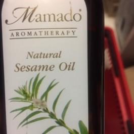 Natural sesame oil 150ml