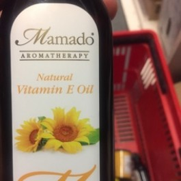 Natural vitamin E oil 150ml