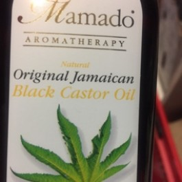 Original jamaican black castor oil 150ml